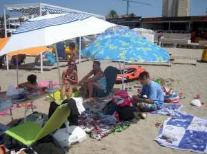 beach fun day 2011