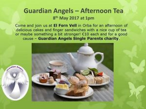 Guardian Angels Afternoon Tea @ El Forn Vell | Orba | Comunidad Valenciana | Spain